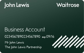 John Lewis Business Account